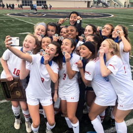Carondelet Soccer are the CIF NorCal Champions! The Cougs defeated Mitty 1-0 to win the champions...